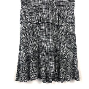 French Connection Dresses - French Connection Plaid Dress